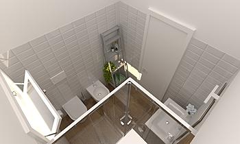 1 Classique Salle de bain De Gregoris -  Dove Nasce Casa