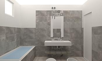 . Classic Bathroom Stefano Infante