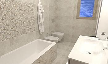 Borsini Bagno Grande Classic Bathroom Davide Golia