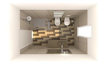 BAGNO 1 Classic Bathroom antonio sileo