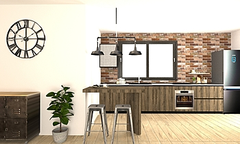 24 Modern Mutfak LAKD Lattanzi Kitchen Design