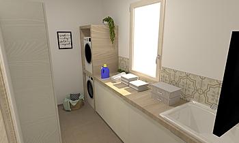 lavanderia Classic Bathroom GREGOLO SRL