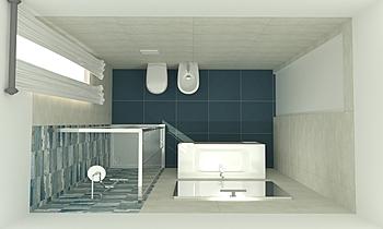 BAGNO GRANDE Classic Bathroom Marta Sassi