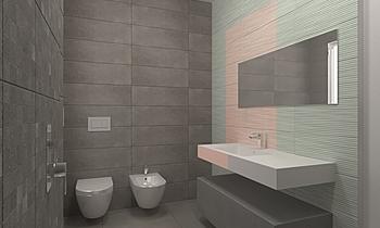 DANIELE TRUBIANI bagno gr... Classic Bathroom MARIO RODI