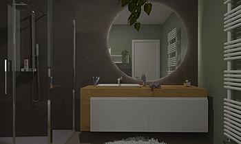 bagno giorno Classic Bathroom GREGOLO SRL