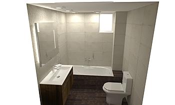 STBARIS MPANIO Classic Bathroom HOUSE LTD