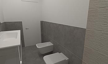 BAGNO PIANO primo Classic Bathroom NICCOLAI SILVANO E FIGLI SRL - SHOWROOM