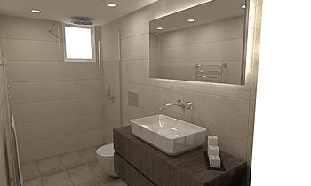OZONE MASTER Classic Bathroom HOUSE LTD