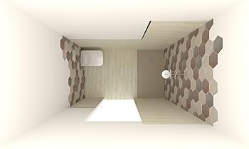 PROTOTIPO ARESIO 2019 Classic Bathroom Aresio ceramiche Daniele