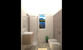 GRAVINO BOSTON MUD Classic Bathroom Klip Ceramiche