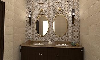 MOZA MJS BT+WSH Modern Bathroom OBEID GENERAL TRADING