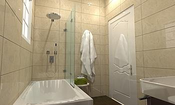 Guest Bathroom Classic Bathroom Zarrugh Company