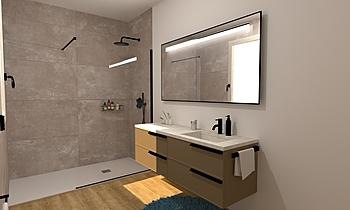 bagno piano primo Classic Bathroom GREGOLO SRL