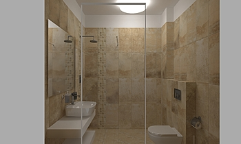 Baie C1 Classic Bathroom Veronica Nicolae