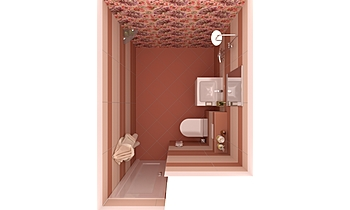 luna Klasický Koupelna Keraton Ob