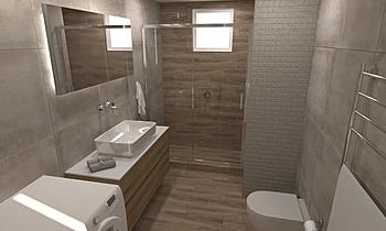 CONCEPT MPANIO Classic Bathroom HOUSE LTD