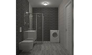 Banjo kryesore Classic Bathroom Donart Sahiti