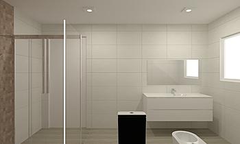 diseño 06-07-20 Classic Bathroom BdB  MATERIALES DE CONSTRUCCION LEAL