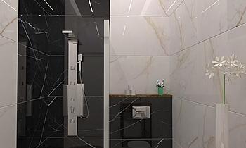 NWAL BT Modern Fürdőszoba OBEID GENERAL TRADING