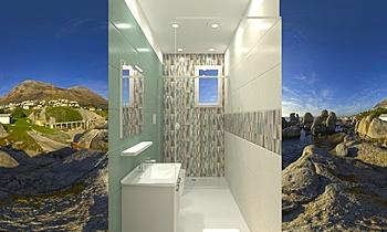 progetto bagno Classic Bathroom vincenzo ditaranto