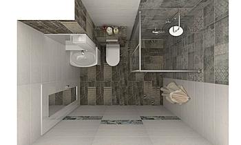 vinti paula Classic Bathroom Keraton GD2