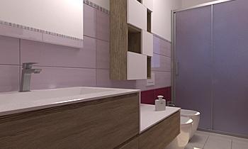bagno Classique Salle de bain Luigi Spatafora