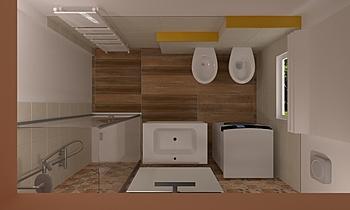 FASI Klasický Koupelna ERICA MARANI