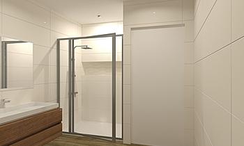 Huffling (Wansart) Classique Salle de bain Céline Burton