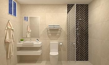 Lee Eng Kan_bathroom 6 Classic Bathroom Feruni Ceramiche Sdn Bhd
