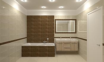 OH - Pinia Classic Bathroom Terrakotta  Csempecentrum