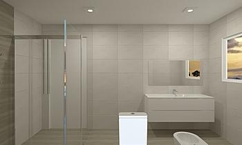 diseño 06-07-20 sedano Classic Bathroom BdB  MATERIALES DE CONSTRUCCION LEAL