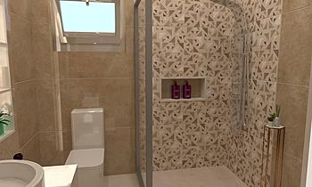 KHLFA ABDLA QSM BT Classic Bathroom OBEID GENERAL TRADING