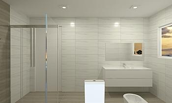 diseño 06-07-20 lyra 2 Classic Bathroom BdB  MATERIALES DE CONSTRUCCION LEAL