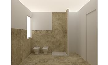 giancon Classic Bathroom Enrico Noce