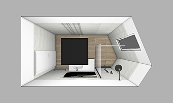 Project 1 Klassiker Badezimmer HABIMAT Focardi e cerbai