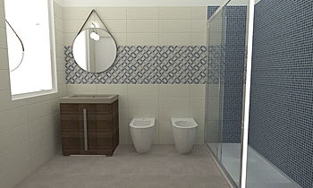 Ferraiolo Classic Bathroom Donato Perego