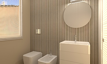 Bagno due Zeitgenosse Badezimmer  AmbienteBagno  Antichi
