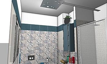 Stizza Classic Bathroom Big Mat Fabio Sbaffi