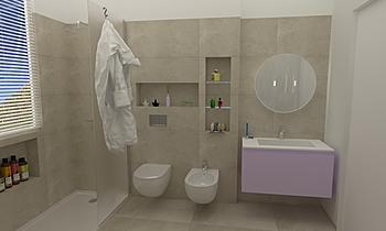 donatella Classique Salle de bain mirko cascone