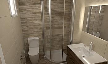 CONCRETE MPANIO Classic Bathroom HOUSE LTD