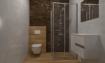 Project 2 Classic Bathroom Donart Sahiti