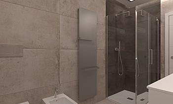 La Crocina Bagno Tipo 3 Contemporary Bathroom  AmbienteBagno  Antichi