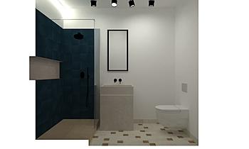 Alcala Aseo Classic Bathroom Intuicion Diseño y Construcción sl