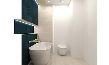 Alcalá Principal Classic Bathroom Intuicion Diseño y Construcción sl