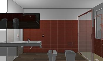 Vito Aldo Bosignore Classic Bathroom pompeo misuraca