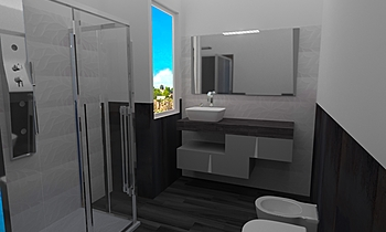 STRYN OXIDATIO CIMINELLA Modern Bathroom salvino imburgia