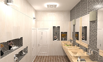 صبحى Classic Bathroom Ahmed homestyle