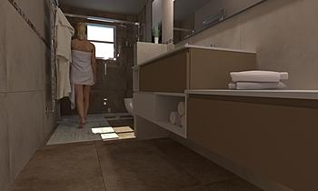 Adamo B1 Modern Bathroom Giovanni Latino