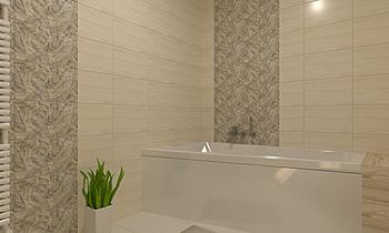 Nea világos fürdő Classic Bathroom Barta Ildikó