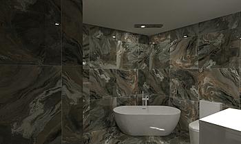 Bathroom Mock-Up Classic Bathroom James Mannion